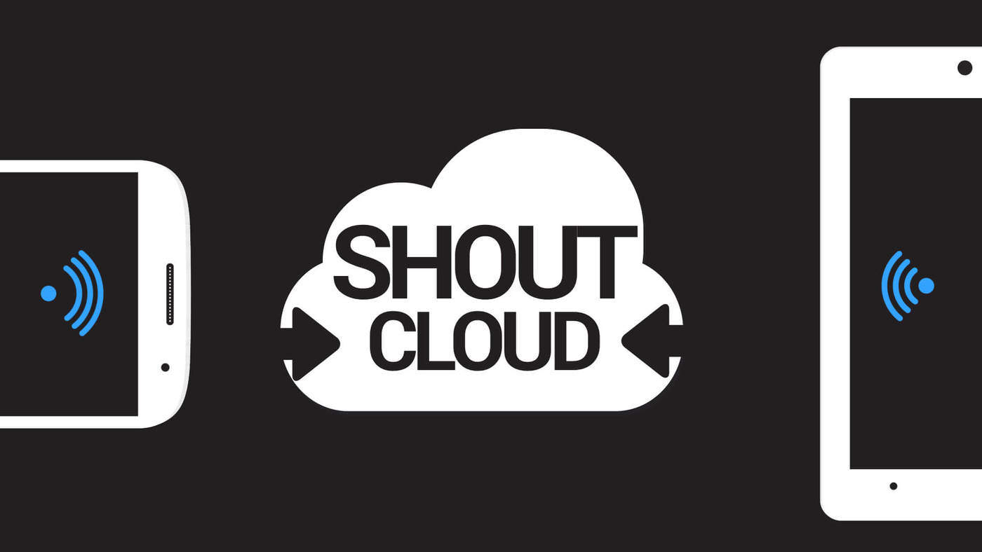 SHOUTR App Be independent CeBit Innovation Award 2014 Cloud