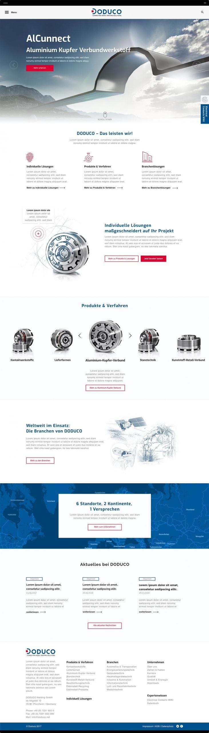 DODUCO GmbH - Edelmetallverarbeitung
