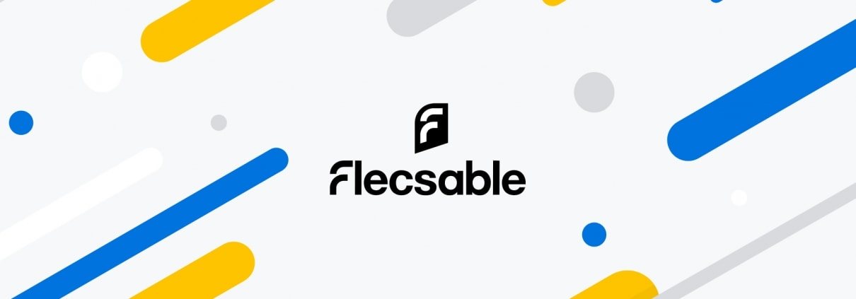 Logo Brand Case Study Start Up Flecsable