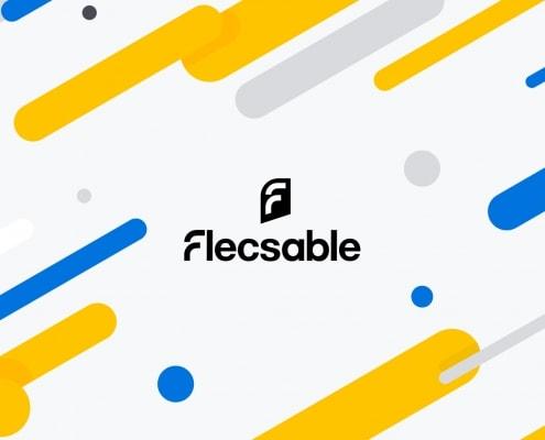 Header Flecsable Logo - Bärenstark - Digitale Lösungen