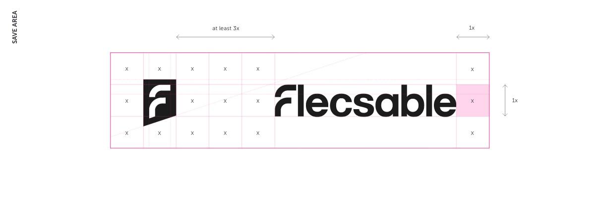 flecsable logo savearea - Bärenstark - Digitale Lösungen